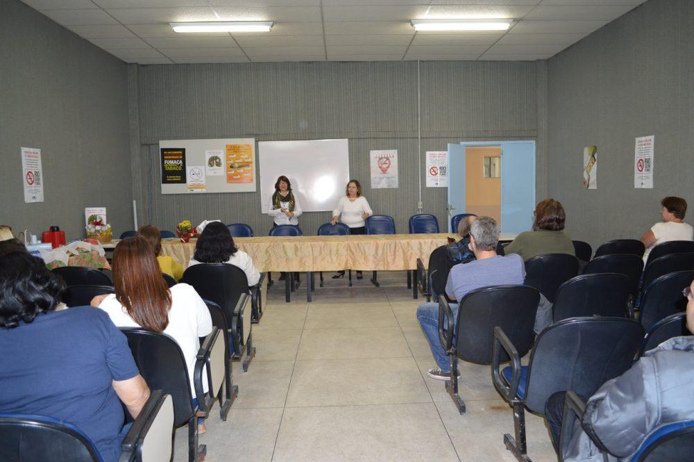 Saúde capacita cinco USFs para realizar o Programa de Controle do Tabagismo
