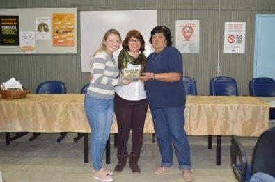 Representantes Unidade de Saúde da Família do Araras