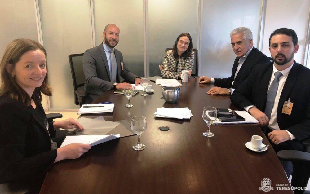 Prefeito Vinicius Claussen pede auditoria das contas públicas ao TCE-RJ, Ministério Público e Tribunal de Justiça