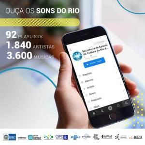 Secretaria de Estado de Cultura seleciona lista de músicas que vai representar municípios fluminenses