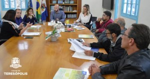 PREFEITURA TRABALHA IMPLANTAÇÃO DE PROGRAMA AGROECOLÓGICO SUSTENTÁVEL EM TERESÓPOLIS