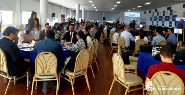 'Café com Negócios', encontro que aproxima órgãos públicos, empresários de cadeias produtivas e grandes compradores