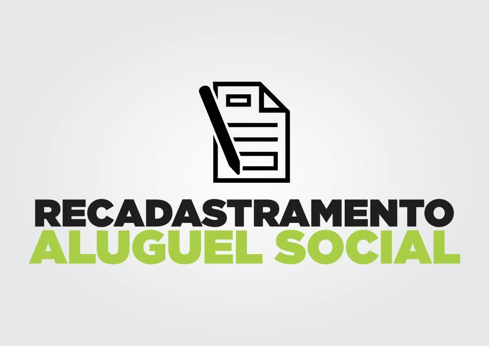 PREFEITURA RECADASTRA BENEFICIÁRIOS DE ALUGUEL SOCIAL