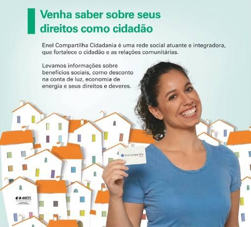 CADASTRO DE TARIFA SOCIAL PARA DESCONTO NA CONTA DE LUZ SERÁ DE 26 A 28 DE SETEMBRO