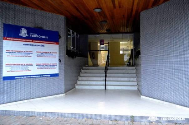 A Procuradoria Geral já está funcionando no Centro Administrativo Celso Dalmaso