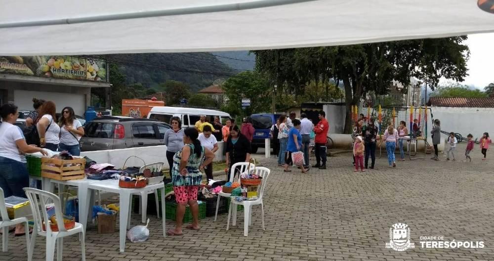 AÇÕES DE SAÚDE E SOCIAL SÃO PROMOVIDAS NO INTERIOR
