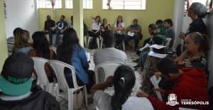PREFEITURA E CENTRO DE INTEGRAÇÃO EMPRESA-ESCOLA PROMOVEM PALESTRA VOLTADA PARA A QUALIFICAÇÃO PROFISSIONAL