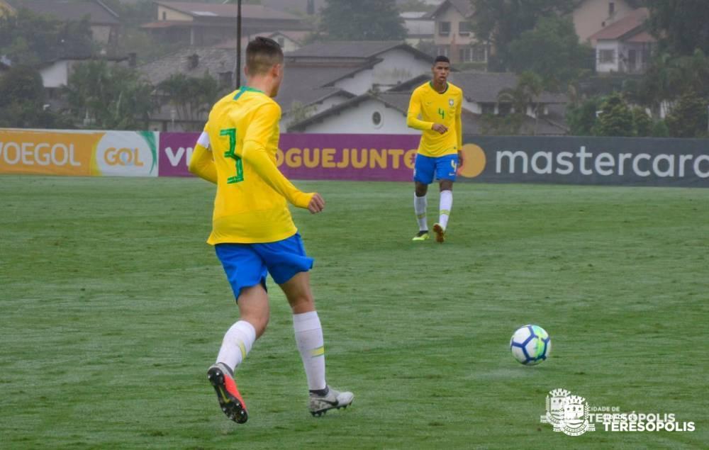BRASIL SUB-17 PERDE SEGUNDO JOGO CONTRA A ARGENTINA