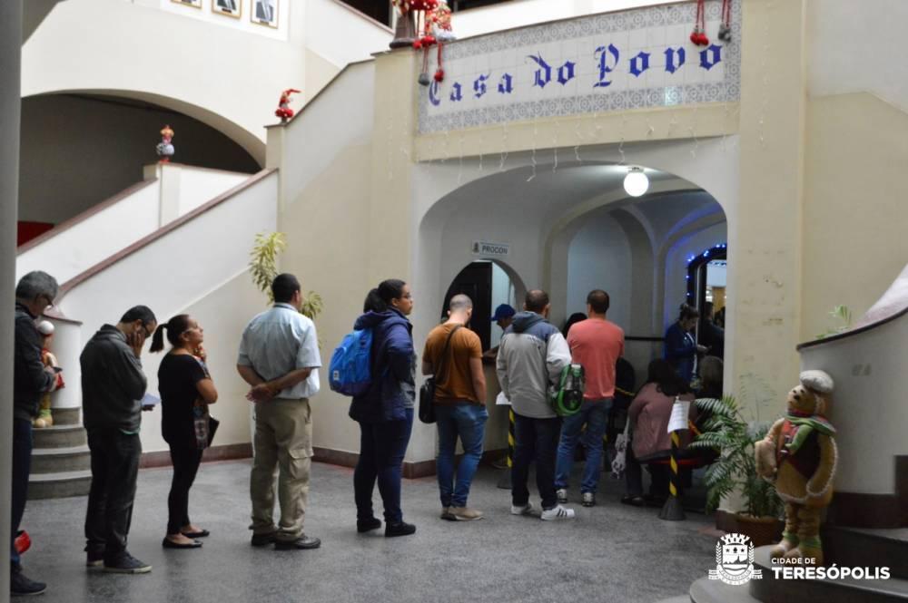CONTRIBUINTE RENEGOCIA DÍVIDAS E ADESÕES TOTALIZAM R$ 14 MILHÕES