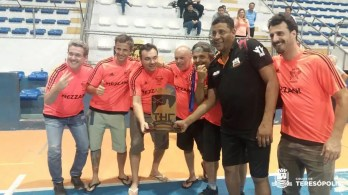Equipe do Bauru, de São Paulo conquista o 3º lugar no campeonato