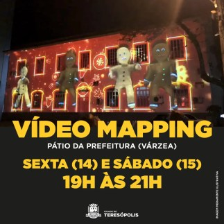 VÍDEO MAPPING