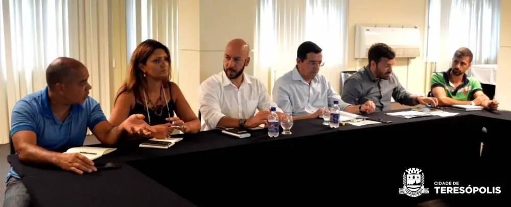 Prefeitos Vinicius Claussen e Renato Bravo trabalham para o desenvolvimento da Rota Turística Tere-Fri