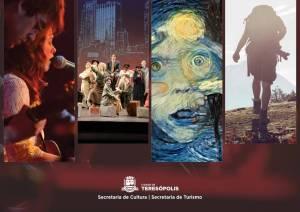Secretarias de Cultura e de Turismo lançam Calendário de Eventos – 2019