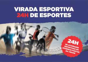 Virada Esportiva – 24h de esportes CAPA