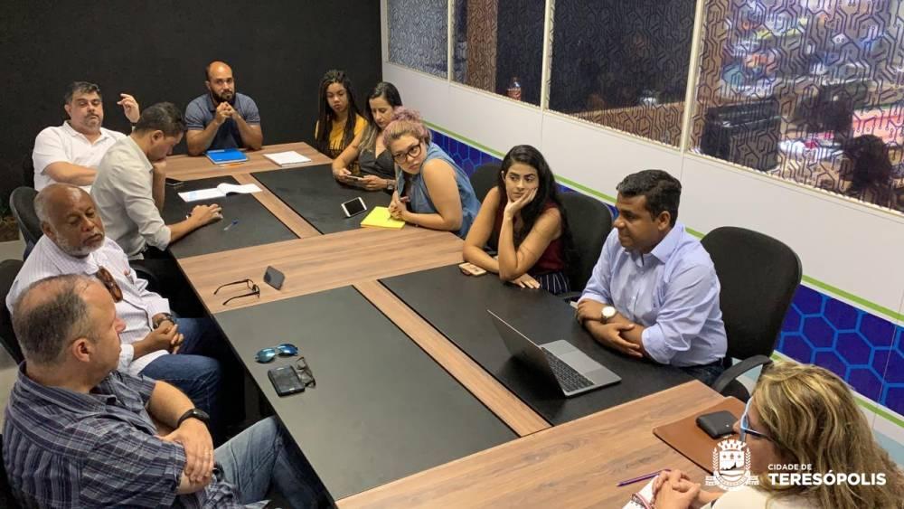 Secretarias de Ciência e Tecnologia de Teresópolis e de Nova Iguaçu iniciam parceria para implantação de Casas da Inovação