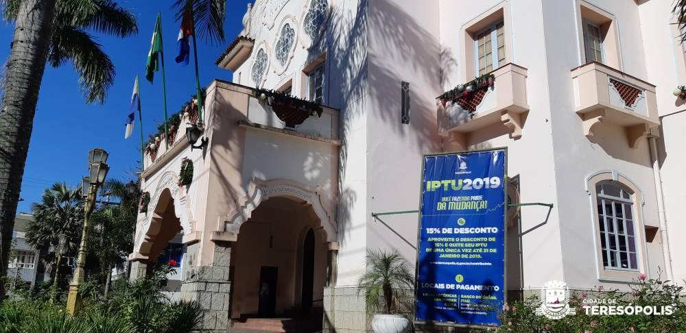 INFORME IPTU 2019 SOBRE ACESSOS ON LINE