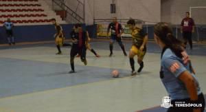 Seaport e Point dos Amigos abrem a Copa Terê Futsal