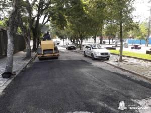 Prefeitura compra emulsão asfáltica para reparos no pavimento da cidade