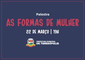 Médico Augusto Braga faz palestra sobre 'As formas de Mulher' nesta sexta, 22, no Teatro Municipal