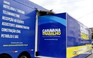Teresópolis forma cerca de 300 alunos nos cursos gratuitos da Caravana do Trabalho