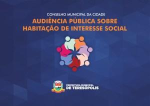 Conselho da Cidade debate Habitação de Interesse Social em audiência pública