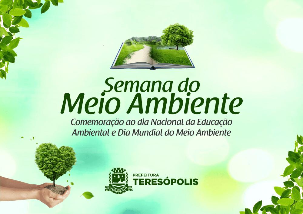 Teresópolis terá intensa programação em comemoração pela Semana do Meio Ambiente