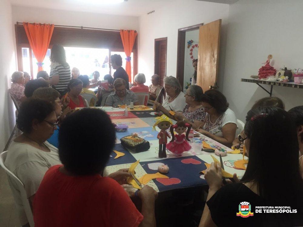 Projeto 'Nordeste é Aqui': CRAS Alto realiza curso de confecção de bonecas