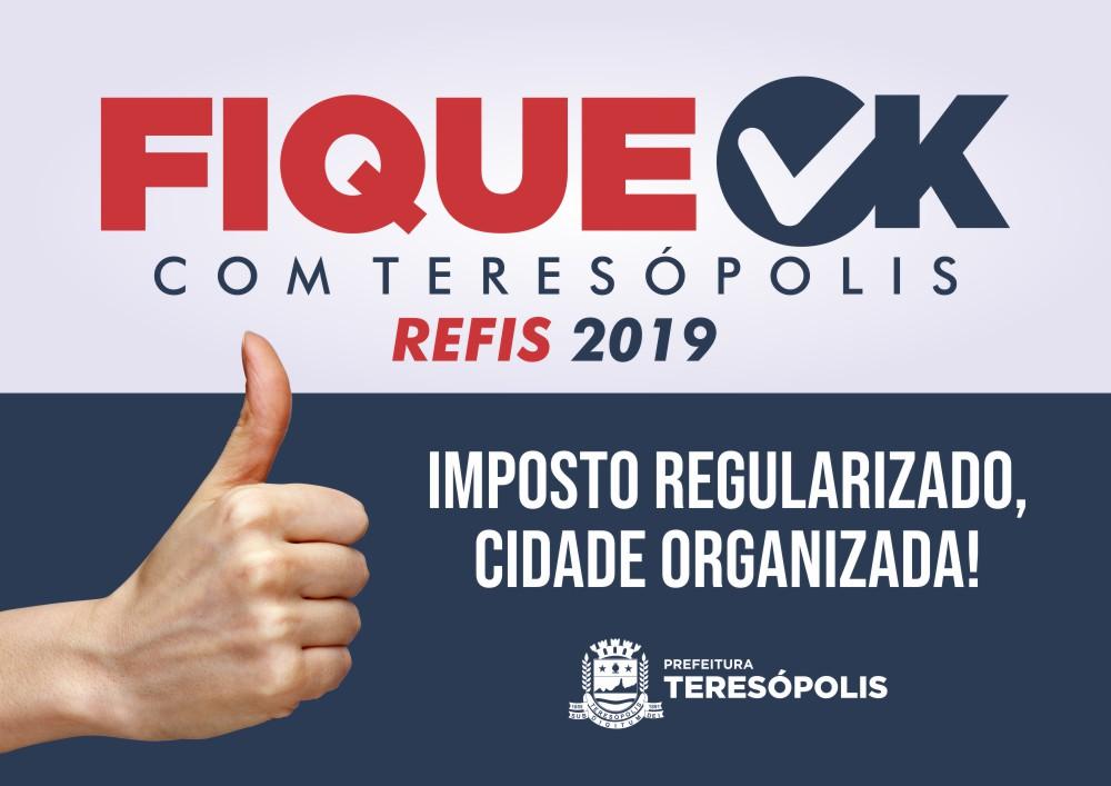 'Fique Ok com Teresópolis': Adesão à campanha de renegociação de dívidas municipais termina dia 10 de julho