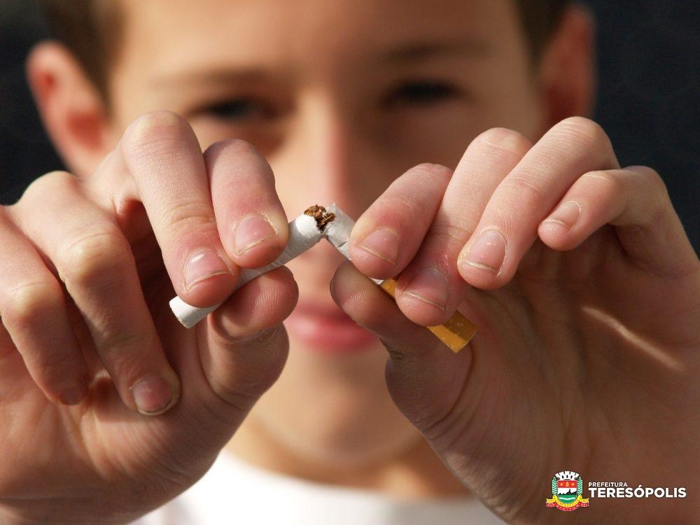 Teresópolis tem programa que ajuda pessoas a largar o cigarro