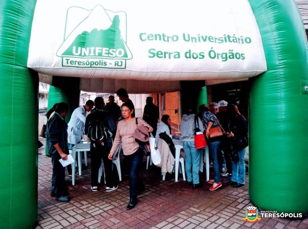 Atividades na Calçada da Fama marcam o Dia do Meio Ambiente em Teresópolis