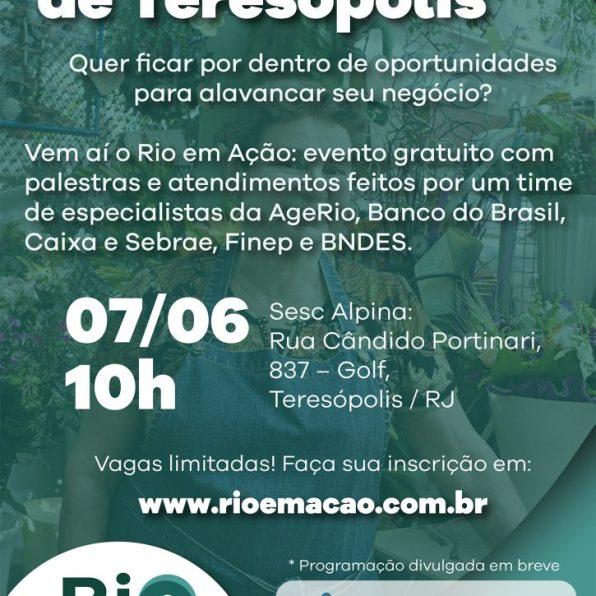 Email Marketing Rio em Acao Teresópolis