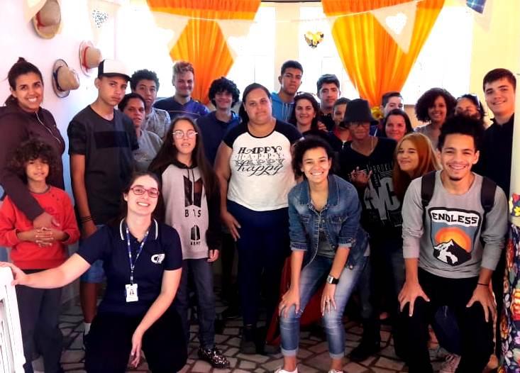 CRAS Alto inicia formação de mais uma turma do Programa Jovem Alerta