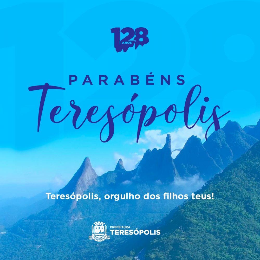 Teresópolis 128 anos – Desfile, missa, culto, eventos culturais e esportivos marcam o fim de semana do Aniversário da Cidade