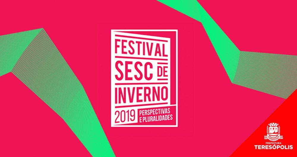 Festival SESC de Inverno: sábado e domingo tem show de Zeca Baleiro e de Fernanda Abreu na Praça Olímpica