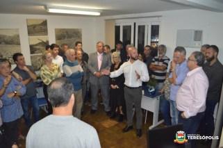 Prefeito Vinicius Claussen destaca projetos para o desenvolvimento da agricultura do município