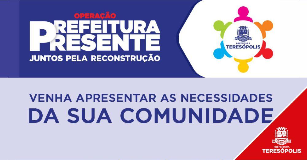 Vieira recebe 'Prefeitura Presente' neste sábado, 24