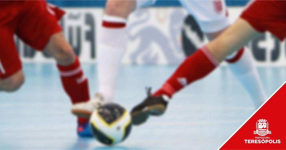 Teresópolis/SMEL participa do Estadual de Futsal