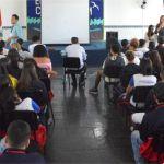 Alunos do Cedal participam de edição do Programa 'TRE vai à Escola'