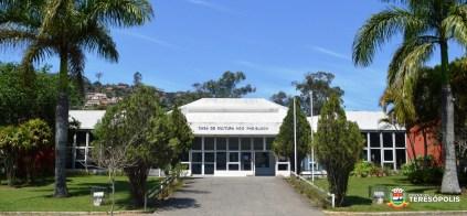 Casa de Cultura Adolpho Bloch, sede do Salão da Primavera Soarte
