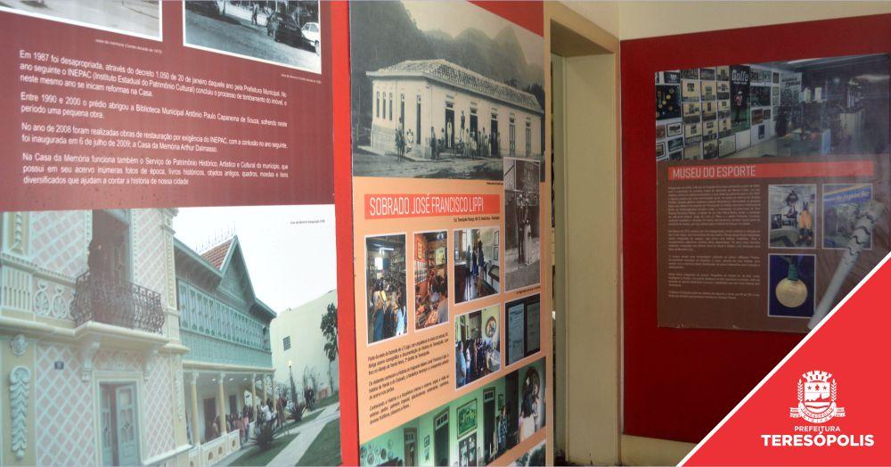 Começa a 13º Primavera de Museus na Casa da Memória