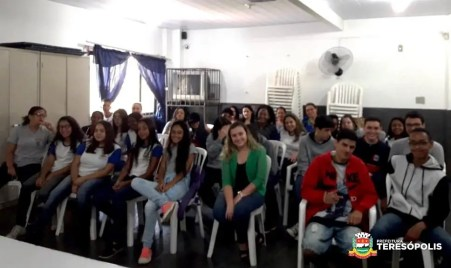 Em Araras, a mobilização uniu as equipes do CRAS Barroso e do PSF do bairro