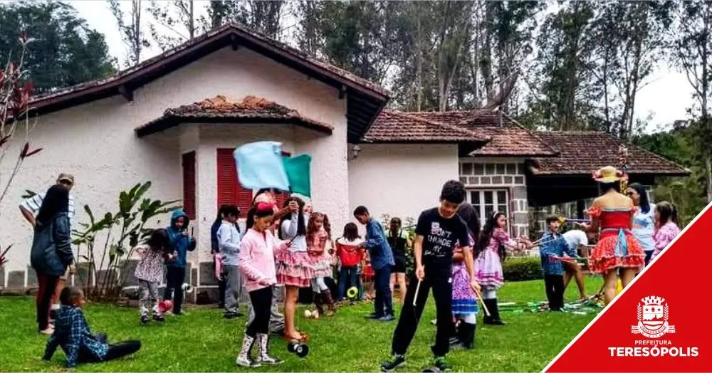 Parque Montanhas de Teresópolis recebe atrações do projeto 'Cultura nos Bairros'