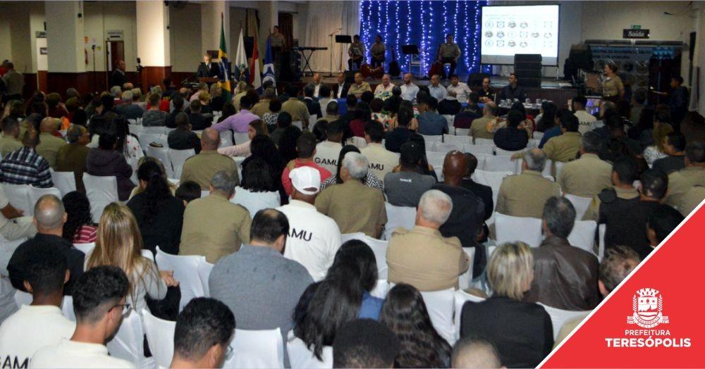 Guarda Civil de Teresópolis comemora 31 anos