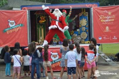 'Prefeitura Presente' em Albuquerque: Demandas dos moradores e especial de Natal com o teatro