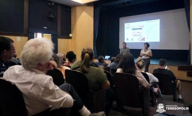 INTEGRA TERÊ - Prefeitura reúne associações de moradores para apresentação do projeto de integração