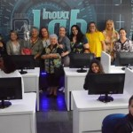 Prefeitura inaugura segundo laboratório de informática do InovaLab no Cerom, em São Pedro