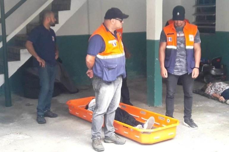 Caleme recebe Operação Prefeitura Presente e simulado de Defesa Civil