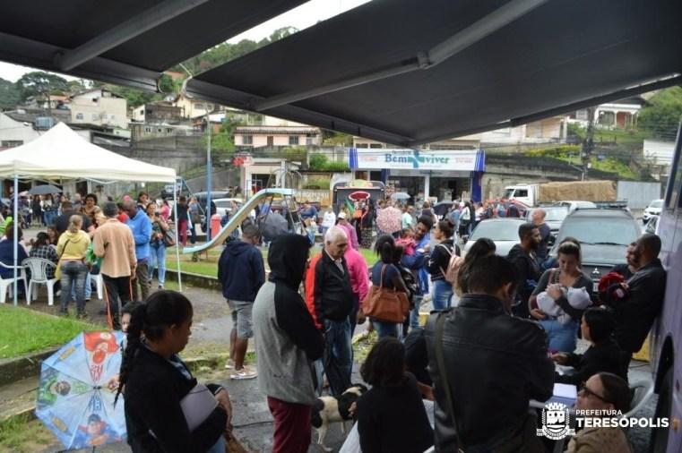 'Ônibus Lilás' em Teresópolis faz mais de 250 atendimentos e tem previsão de retorno