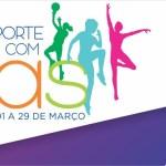 'Esporte com Elas': Prefeitura promove atividades físicas durante o mês da mulher