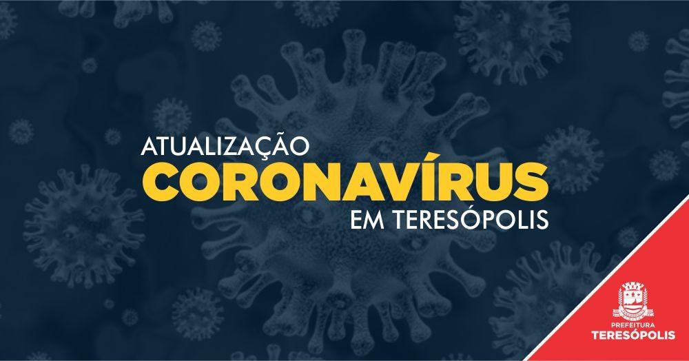 Teresópolis tem 16 casos confirmados de coronavírus